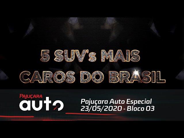 Pajuçara Auto Especial 23/05/2020 - Bloco 03