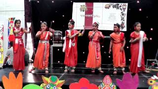 Dhim tana Dhim tana....by Kona (Bangla Academy UK) -  Boishaki Mela in Cardiff on 25/5/2014