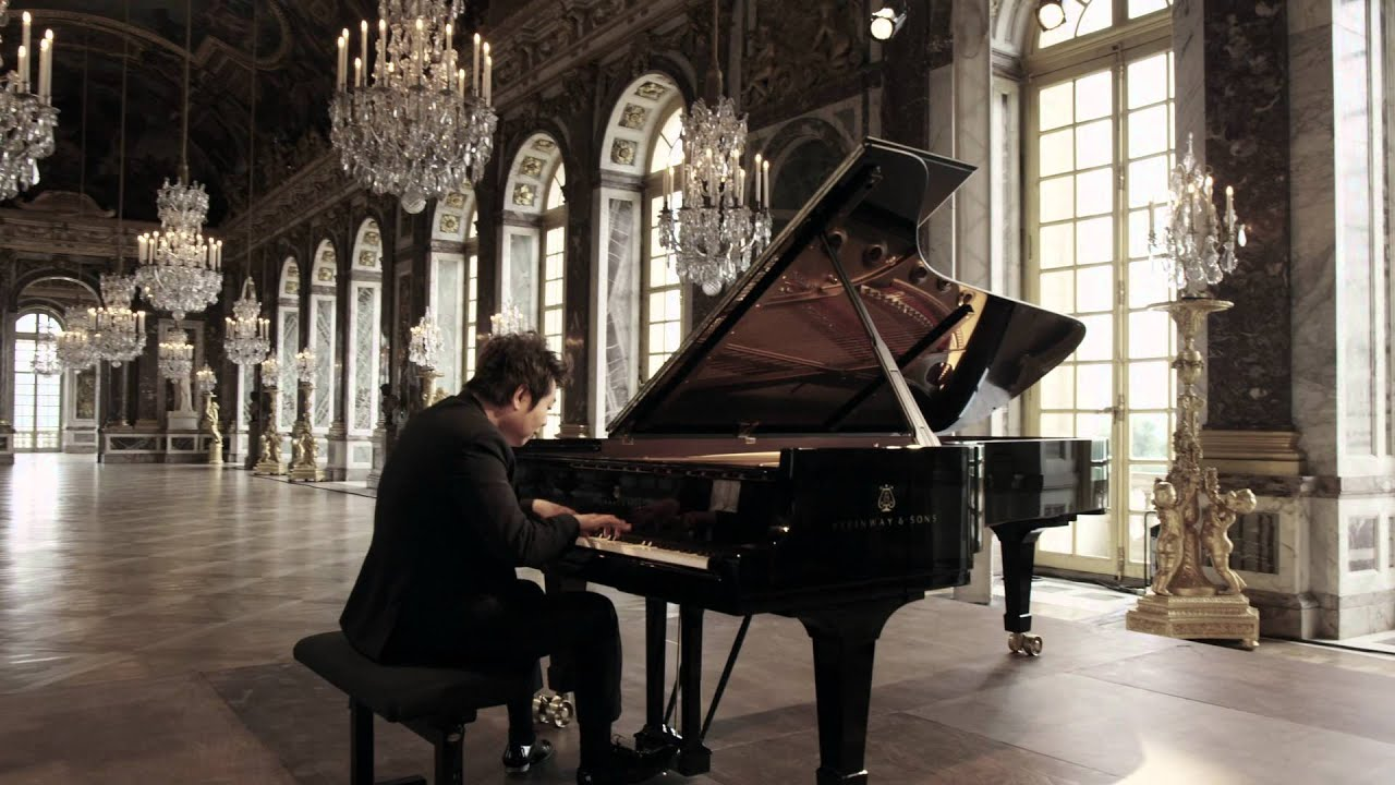 Lang Lang is China's first crossover classical superstar pianist