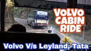 Indian Leyland Bus Hunting Volvo Buses Gameplay [ETS2-1 30]