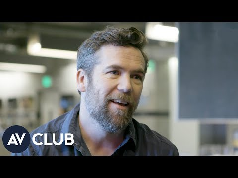 Patrick Brammall on the differences between Aussie and American comedy