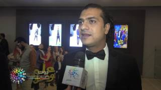 فيديو| مصطفى أبو سريع: أنا مش مظلوم وتجربة فيلم على وضعك مهمة