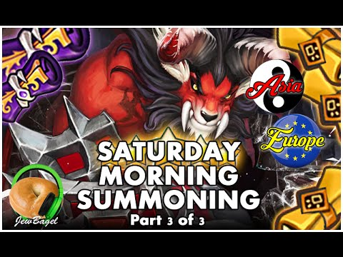 SUMMONERS WAR : Saturday Morning Summons - 300+ Mystical & Legendary Scrolls - (8/27/16 part 3 of 3)
