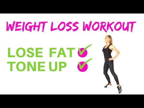 GET FIT AT HOME – WEIGHT LOSS WORKOUT – SUITABLE FOR BEGINNERS FITNESS