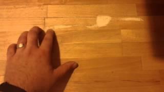 Wood Counter Repair (butcher-block Part 1)