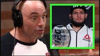 Joe Rogan on Khabib's UFC 223 Performance