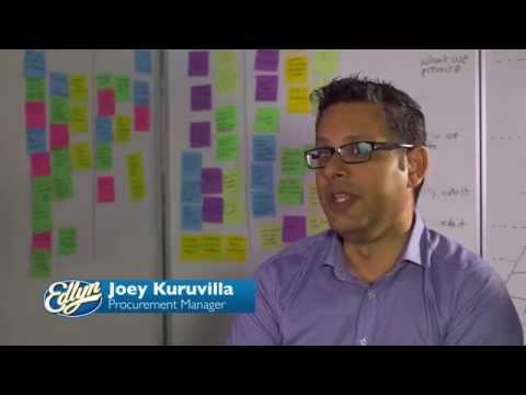 Joey Kuruvilla - Edlyn Foods Procurement Manager