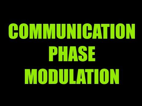 COMMUNICATION | PHASE  MODULATION | BSNL JE(TTA)| JTO | ENGINEERING EXAMINATIONS