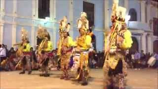 Urkupiña UYUNI 2015 - Tinkus San Simón