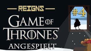 Angespielt Reigns Game of Thrones #4: Die Schlacht gegen Dorne (german / deutsch / gameplay)