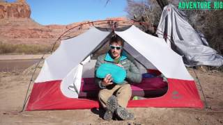 Aeros Pillow (Premium and Ultra Light) by Sea to Summit [Review]