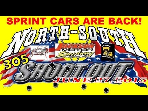 Jackson Motor Speedway  promo for 6 27 15