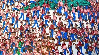Where S Waldo Search And Find Book Video For Kids Youtube