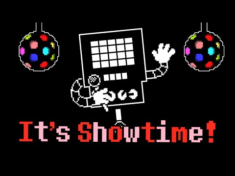 """Undertale - All songs with the """"It's Showtime!"""" melody/leitmotif"""