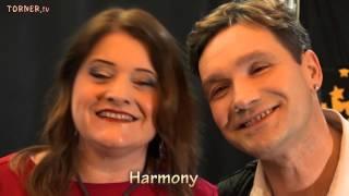 Harmony Zwei Sterne unter Millionen mit Interview