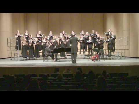 Like as the Hart Desireth the Waterbrooks, by Herbert Howells - MSU Concert Choir