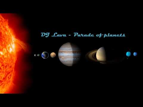 DJ Lava - Parade of planets (original mix)