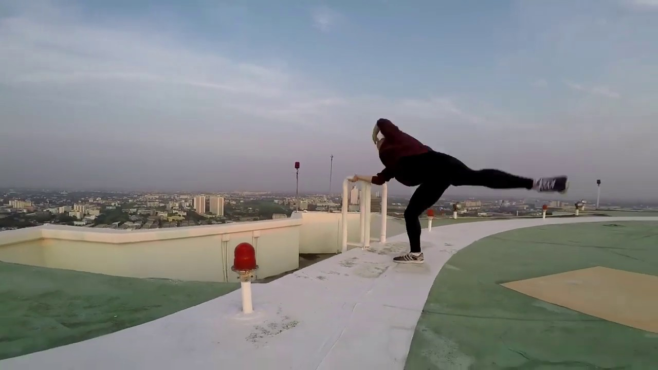 Download The Best Girls of world Parkour And Freerunning