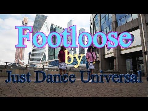 "Just Dance 2018 || ""Footloose"" by AiCon_JDU, ZhendosiKa, Sanya_JDU, melissaknopa, SiViOMango_JDU"