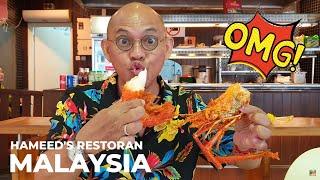 Food For Good #417: Malaysia  Lobster Chơi liều 1 dĩa cơm tôm hùm gần 1 kilo mà giá chưa đầy 300k !
