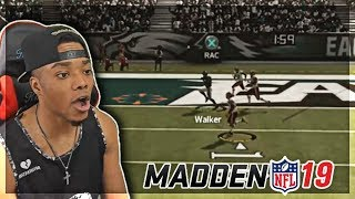 TRYING NOT TO GET EXPOSED EARLY 🏈 God Squad #2 | Madden 19 Ultimate Team