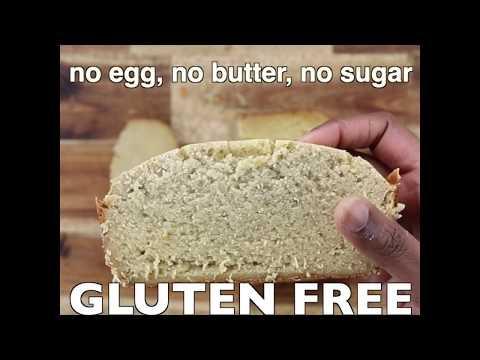 Gluten Free Bread Recipe - How To Make Gluten-Free Bread With KENT Atta & Bread Maker
