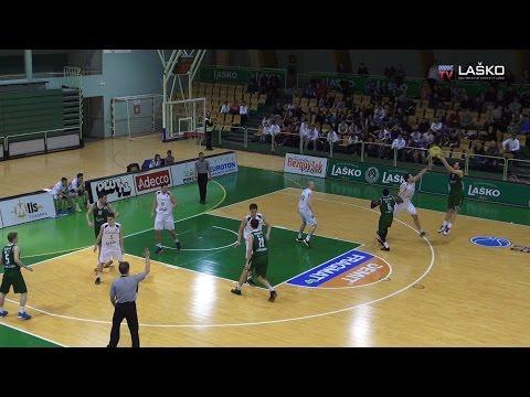 KK Zlatorog vs KK Union Olimpija (16. 2. 2016)
