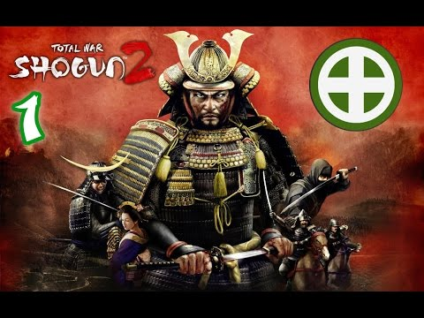 Total War: Shogun 2 - Прохождение за клан Датэ #1 (легенда / господство) часть 1