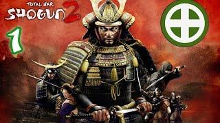 Total War: SHOGUN 2 #1 - Shimazu - Początek i Atak na Osumi (Gameplay PL Zagrajmy)