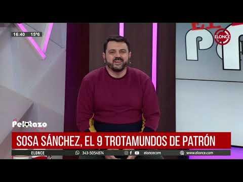 Sosa Sánchez, el 9 trotamundos y amante del arte que tiene Patronato