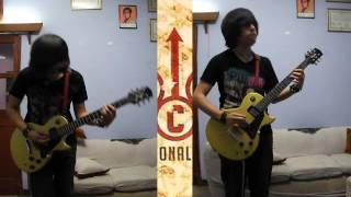 My Chemical Romance Boy Division Dual Guitar Cover