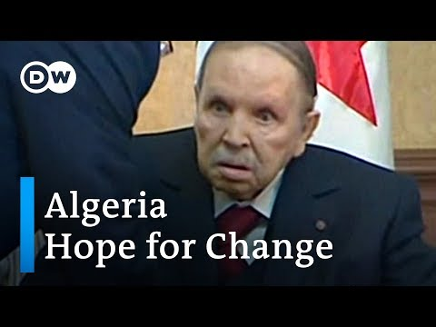 Hopes for political change grow in Algeria | DW News