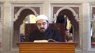 Mahmut Ay Hoca ile Riyâzu's-Sâlihîn Dersleri(139.Ders)