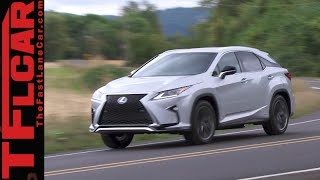 2016 Lexus RX 350 Sneak Peek: The Important Stuff You Always Wanted to Know
