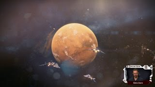 First Mission on Mars - Destiny Gameplay