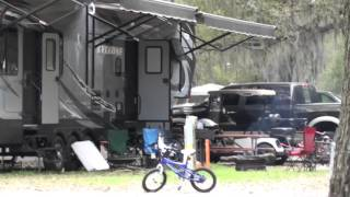 First Camping Trip with RV