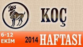 KOÇ Burcu, HAFTALIK Astroloji Yorumu, 6-12 EKİM 2014