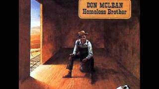 The Legend of Andrew McCrew - Don McLean