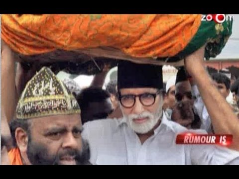 Bollywood stars apparently banned at Ajmer Dargah
