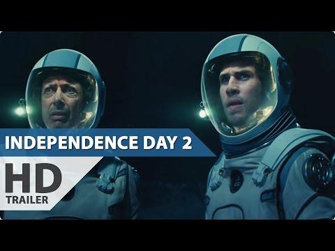Independence Day 2 Resurgence Trailer Deutsch German (2016) Roland Emmerich