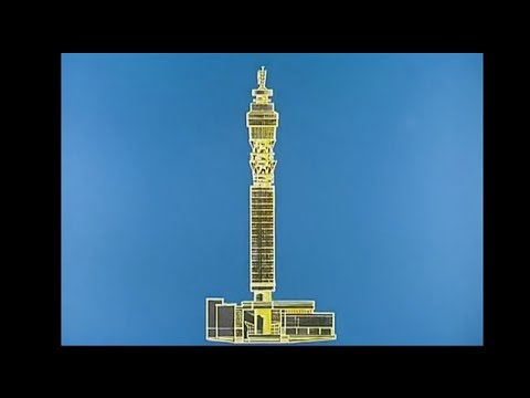 Secrets Of The BT Tower | The Lift
