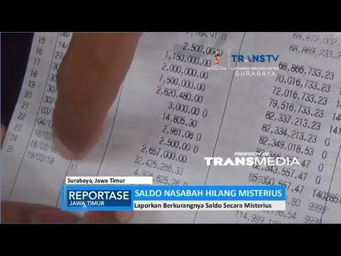 Saldo Puluhan Nasabah Bank Mandiri Hilang Misterius