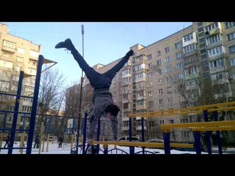 Winter Training Street Workout