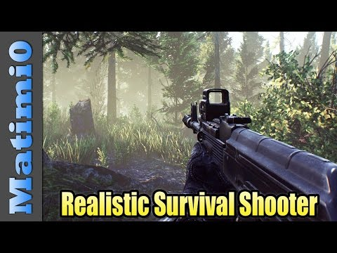 Survival Shooter Done Right? - Escape From Tarkov