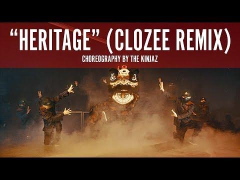 "THE KINJAZ ""Heritage"" (CloZee Remix)"