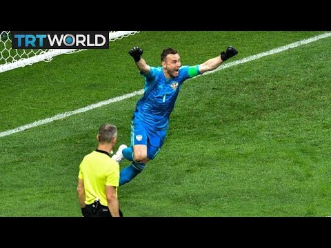 Will Russia's World Cup dream continue?