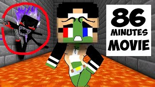 Monster School : ENDERMAN BECAME EVIL VILLAIN ALL EPISODE 1 (Minecraft Animation FULL MOVIE)