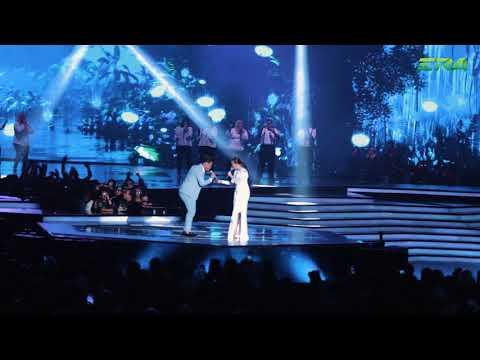 Anugerah MeleTop ERA 2018: Syamel dan Ernie Zakri - Perfect