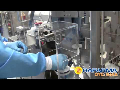 Rafarma Pharmaceuticals (RAFA) Plant Tour