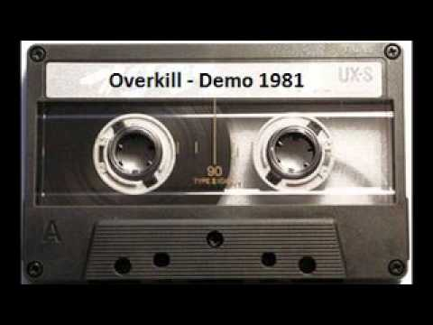 Overkill - Out of my head (NWOBHM)